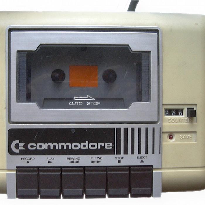 Commodore-Datassette