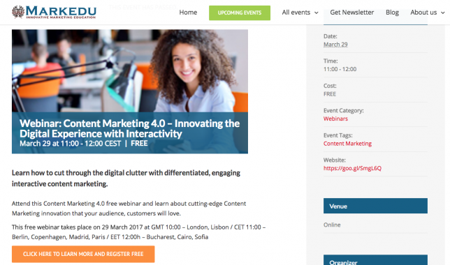 Content Marketing 4.0