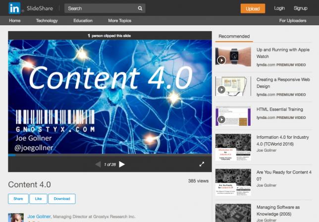 Content 4.0