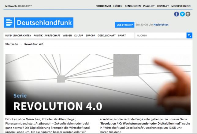 Revolution 4.0